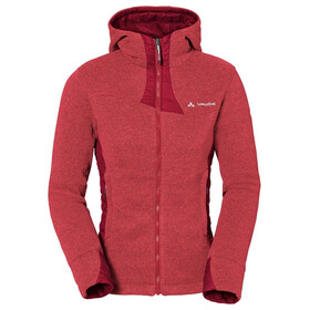 VAUDE Rienza Jas Dames Padded rood